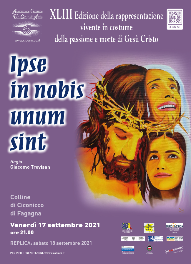 43a Edizione della Sacra Rappresentazione della Passione - 17 e 18 settembre 2021