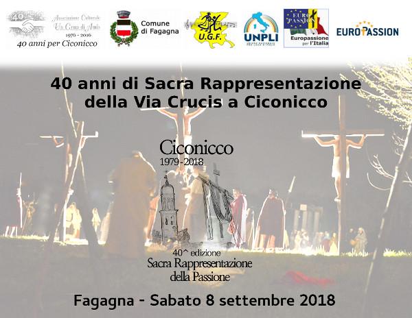 40 anni di Sacre Rappresentazioni a Ciconicco: una giornata di celebrazione