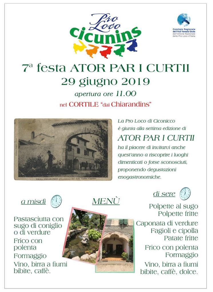 Ator Pai Curtii - 29 giugno 2019