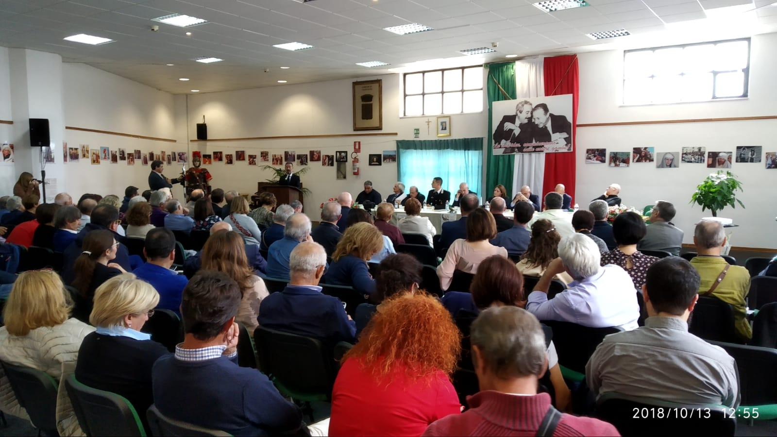 13 Ottobre 2018, Cianciana - XIV Assemblea Nazionale di Europassione per l